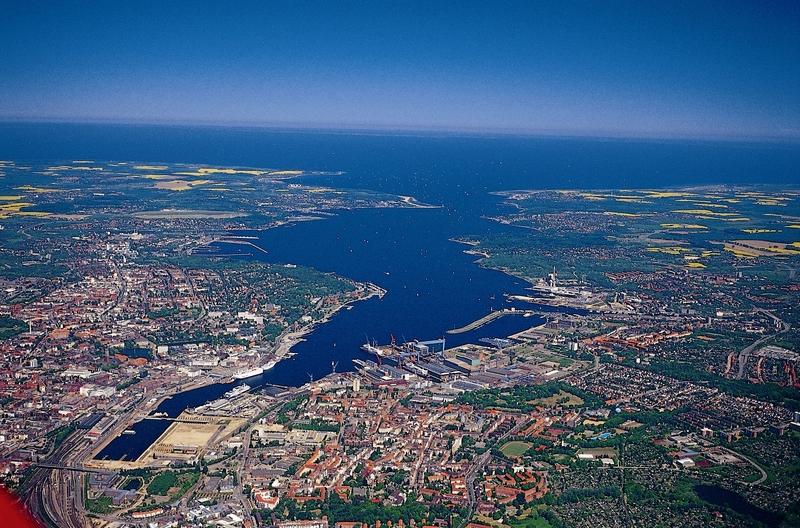 Weekendje Kiel